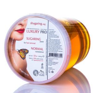 Сахарная паста для шугаринга LUXURY PRO NORMAL (мягкая) - 1,5 кг.
