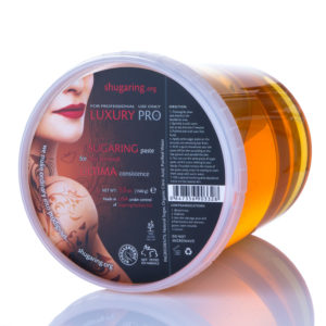 Сахарная паста для шугаринга LUXURY PRO ULTIMA (плотная) - 1,5 кг.