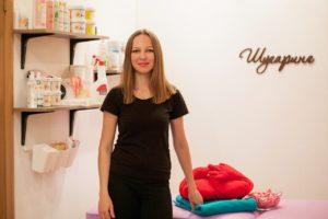 Мастер шугаринга Елена Исакова